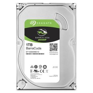 Hard disk Interno Seagate 1 TB SATA-6Gb 7200rpm 64MB. BarraCuda ST1000DM010