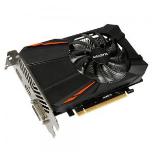 Scheda Video Gigabyte GeForce GTX 1050 Ti 4GB D5 4G
