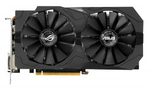 Scheda Video 90YV0A31-M0NA00 ASUS STRIX-GTX1050TI-4G-GAMING GeForce GTX 1050 Ti 4GB GDDR5