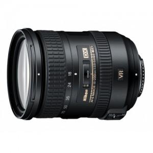 Obiettivo Nikon AF-S DX NIKKOR 18-200mm f/3.5-5.6G ED VR II