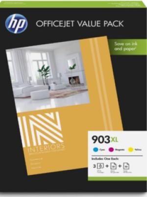 Confezione Convenienza Per Ufficio 903xl da 75 Fogli/A4/210 X 297 Mm HP Originale 1CC20AE