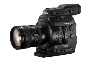 Videocamera Canon EOS C300 Mark II Body (EF mount)