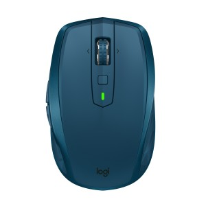 Mouse 910-005154 Logitech MX Anywhere 2S Wireless a RF + Bluetooth 4000 DPI Blu