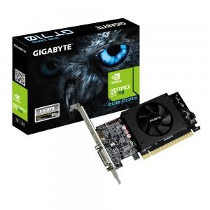 Scheda Video Gigabyte GV-N710D5-2GL GeForce GT 710 2 GB GDDR5