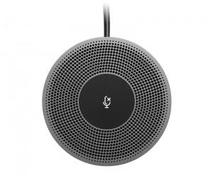 Webcam 989-000405 Logitech 989-000405 Nero, Grigio microfono