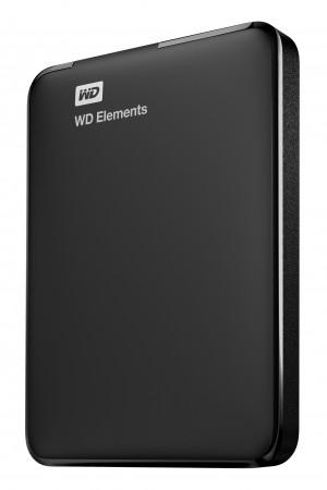 Hard Disk Esterno WDBU6Y0040BBK-WESN Western Digital WD Elements Portable 4000 GB Nero