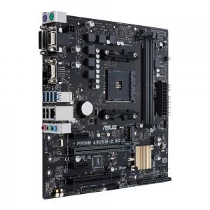 Scheda Madre 90MB0UE0-M0EAY0 ASUS PRIME A320M-C R2.0 Presa AM4 AMD A320 Micro ATX