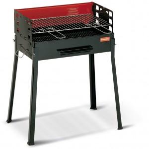 Barbecue Ferraboli Famiglia Carbonella Rettangolare Griglia 50x30