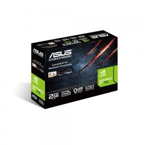 Scheda Video Asus GeForce GT 710 2GB GDDR5 SL BRK