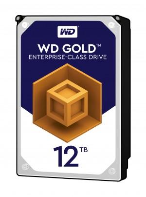 Hard Disk Interno Western Digital Gold 12000GB Serial ATA III WD121KRYZ