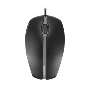 Mouse JM-0310-2 CHERRY Gentix Silent USB Ottico 1000 DPI Ambidestro Nero