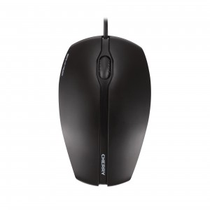 Mouse JM-0300-2 CHERRY Gentix USB Ottico 1000 DPI Ambidestro Nero