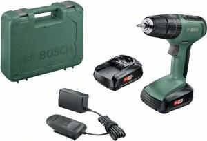 Trapano avvitatore con percussione Bosch UniversalImpact 18