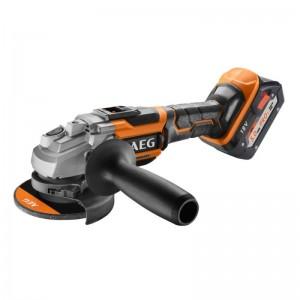 Smerigliatrice angolare AEG BEWS18-125BL-302C
