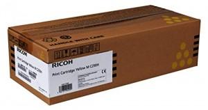 Toner 408343 Ricoh Originale M C250H Giallo 6.300 Pagine - M C250FW, P C301W