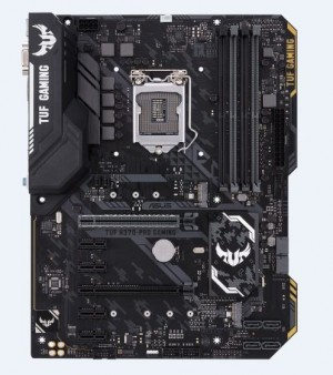 Scheda Madre 90MB0WS0-M0EAY0 ASUS TUF H370-PRO GAMING Intel H370 LGA 1151 (Socket H4) ATX