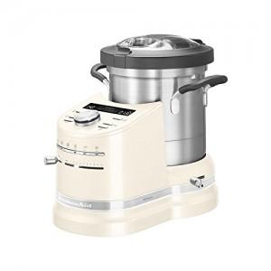 Robot Multifunzione Crema KitchenAid 5KCF0104EAC.6 - GARANZIA ITALIA 3 ANNI