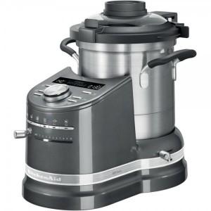 Robot Da Cucina Multifunzione Argento Medaglia KitchenAid 5KCF0104EMS - GARANZIA ITALIA 3 ANNI