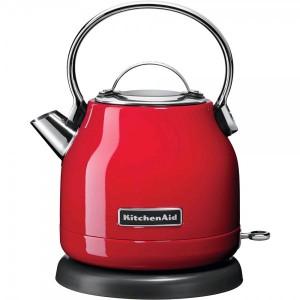 Bollitore Elettrico 1,25 L Rosso Imperiale KitchenAid 5KEK1222EER