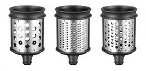 Set di 3 cilindri opzionali per Accessorio grattugia a cilindri KitchenAid 5KSMEMVSC