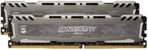 Memoria Ram Crucial Ballistix Sport LT BLS2K8G4D30AESBK 3000 MHz 16 GB Kit (8 GB x 2) Single Rank
