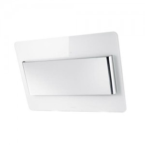 Cappa a Parete 80cm Vetro Bianco Elica BELT WH/F/80 - PRF0038443C