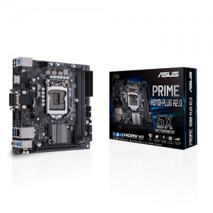 Scheda Madre 90MB1090-M0EAY0 ASUS PRIME H310I-PLUS R2.0 LGA 1151 (Presa H4) Intel(r) H310 Mini ITX