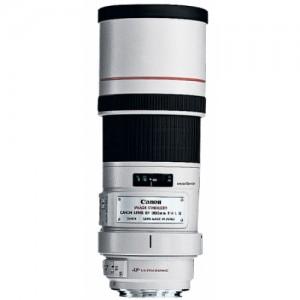 Obiettivo Canon EF 300mm f/4 L IS USM