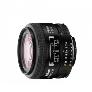 Obiettivo Nikon AF Nikkor 28mm f/2.8D