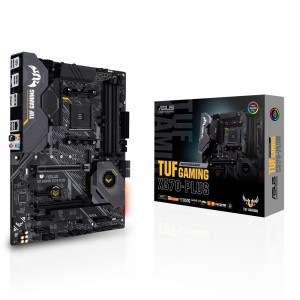 Scheda Madre ASUS TUF Gaming X570-Plus Presa AM4 ATX AMD X570 90MB1180-M0EAY0