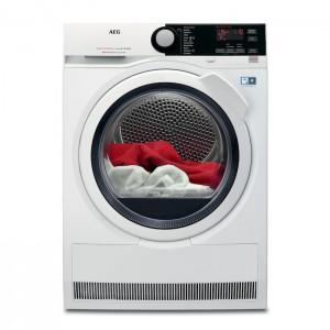 Asciugatrice Pompa di calore Serie 8000 Libera Installazione 8 Kg A+++ AEG T8DBE851