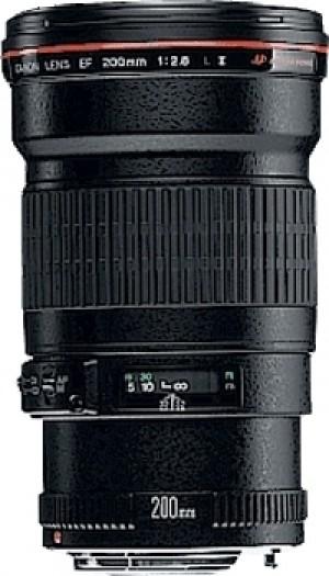 Obiettivo Canon EF 200mm f/2.8 L II USM