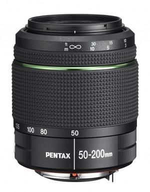 Obiettivo Pentax DA 50-200mm f/4-5.6 WR