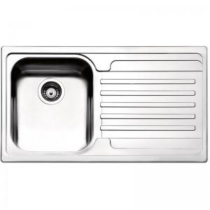 Lavello da Incasso 1 Vasca + Gocciolatoio Apell VE861IRAC VENEZIA