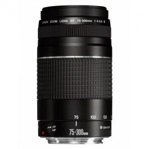 Obiettivo Canon EF 75-300mm f/4-5.6 III - 6473A015