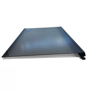 Coperchio vetro fumè per piani linea Slim Profile da 75 cm Electrolux EHLSL75K