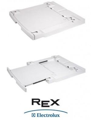 Kit Installazione a Colonna Lavatrice Asciugatrice Rex Electrolux Zanussi 9029797959 ex 9029792885