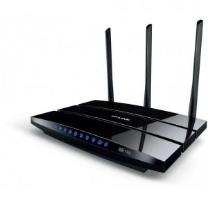 Router ARCHER C7 TP-LINK Archer Wi-Fi AC1750, 4 porte 1Gbps, 2 USB 2.0