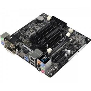 Scheda Madre ASROCK J3455-ITX (Intel CPU onboard) (D)