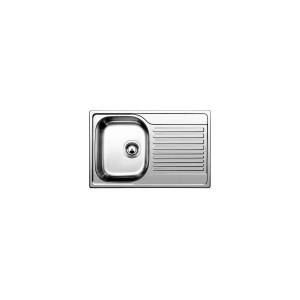 Lavello da Incasso 1 Vasca + Gocciolatoio Blanco TIPO 45 S Compact Vasca Sx 1318616