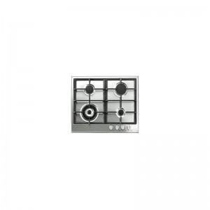 Piano Cottura da Incasso 4 Fuochi Gas Blanco Professional 6x5-4 Inox 1016101