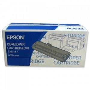Toner Epson Originale Nero C13s050167 S050167 - 3000 Pagine