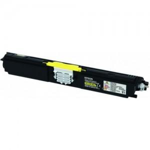 Toner Epson Originale Giallo C13s050554 S050554 - 2700 Pagine Alta Capacita