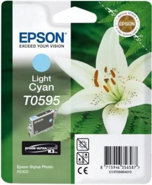 Cartuccia d'inchiostro Epson Originale Ciano (chiaro) C13t05954010 T0595 13ml