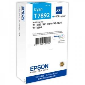 Cartuccia d'inchiostro Epson Originale T78 C13T789240 XXL Cyan