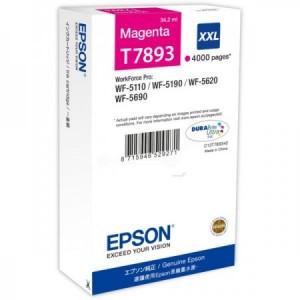 Cartuccia d'inchiostro Epson Originale T78 C13T789340 XXL Magenta