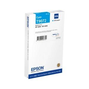 Cartuccia d'inchiostro Epson Originale T90 C13T907240 XXL Cyan