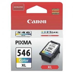 CL-546XL Cartuccia Originale Canon  Differenti Colori Cl-546xl 8288b001 - 300 Pagine 13ml