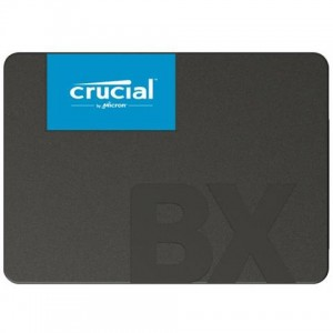 Hard Disk Interno SSD CRUCIAL BX500 CT2000BX500SSD 2 TB, 3D NAND, SATA, 2.5 Pollici