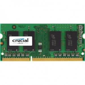 Memoria Ram CT51264BF160BJ Crucial So-Dimm Ddr3 Pc1600 4Gb Cl11 1X4Gb
